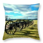 Antietem Battlefield Painting Forsale Throw Pillow