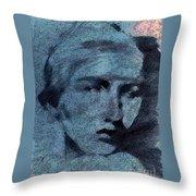 Antigone 2 Throw Pillow