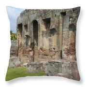 Antigua Ruins Xvi Throw Pillow
