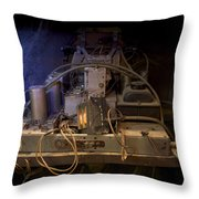 Antique Philco Radio Model 37 116 Throw Pillow