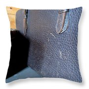 Antique Trunks 7 Throw Pillow