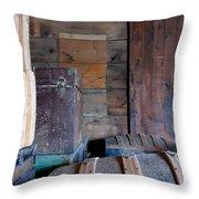 Antique Trunks 8 Throw Pillow