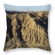 Anza Borrego, California Throw Pillow