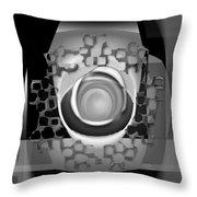 Ap26bw5 Throw Pillow