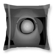 Ap27bw0 Throw Pillow
