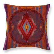 Apache Wind 2012 Throw Pillow