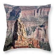 Apart From The Crowd Throw Pillow