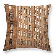 Apartment-apartments-more Apartments Throw Pillow
