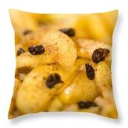Delicious Applemedley  Throw Pillow