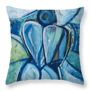 Aquantica Throw Pillow
