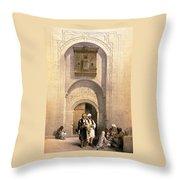 Arabesque Cairo Throw Pillow