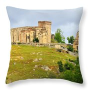 Aracena Castle Sxiii Throw Pillow