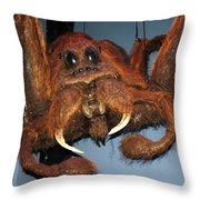 Aragog Throw Pillow