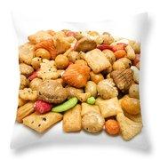 Arare Throw Pillow