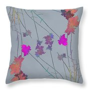 Arbor Autumn Harmony 1 Throw Pillow