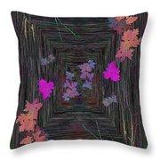 Arbor Autumn Harmony 11 Throw Pillow