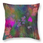 Arbor Autumn Harmony 3 Throw Pillow
