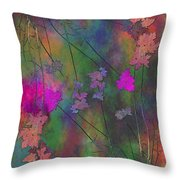 Arbor Autumn Harmony 4 Throw Pillow