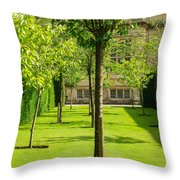 Arboretum  Throw Pillow