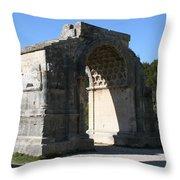 Arc De Thriumphe - St. Remy Throw Pillow