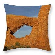 Arch 14 Throw Pillow