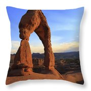 Arch 30 Throw Pillow