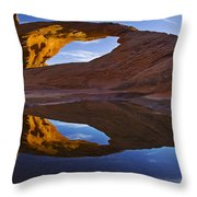 Arch 43 Throw Pillow