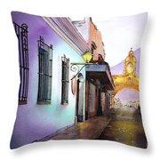 Arch- Antigua Throw Pillow