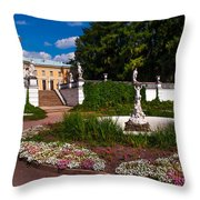Archangelskoe 1. Russian Versal Throw Pillow