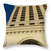 Arched In Iron Throw Pillow