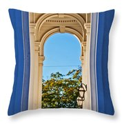 Arched Throw Pillow