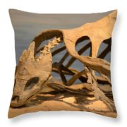 Archelon Relic Throw Pillow
