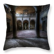 Arches Of Beauty  Throw Pillow