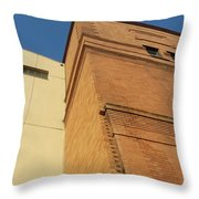 Architectural Close Up 1 Throw Pillow