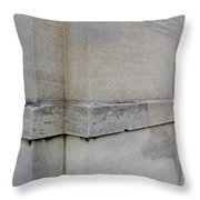 Architectural Close Up 3 Throw Pillow