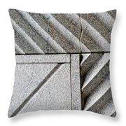 Architectural Detail 2 Throw Pillow