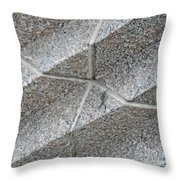Architectural Detail 3 Throw Pillow