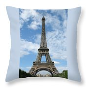 Architectural Standout Throw Pillow