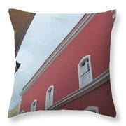 Architecture And Lantern 2 Throw Pillow
