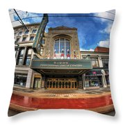 Architecture And Places In The Q.c. Series Shea's Throw Pillow