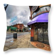 Architecture And Places In The Q.c. Series Spot Throw Pillow