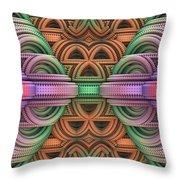 Architopia Throw Pillow