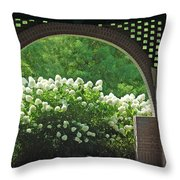 Archway To Glory Throw Pillow