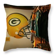 Are You Ready For Some Football ? Throw Pillow