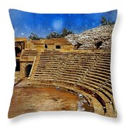 Arena Throw Pillow