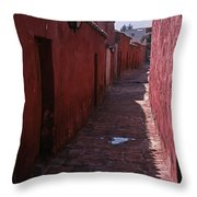 Arequipa    Peru   #12303 Throw Pillow