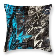 Areus Throw Pillow