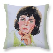 Ariane Throw Pillow