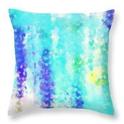 Arizona Abstract 3 Throw Pillow