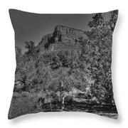 Arizona Bell Rock Valley N11 Throw Pillow